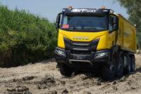 Noul camion IVECO T-Way e soluția pentru condiții extreme off-road
