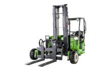 Stivuitorul electric transportabil pe camion Moffett E4-25.3NX câștigă IFOY Award 2021
