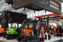 CNH Industrial anunță achiziția producătorului italian de excavatoare Sampierana S.p.A.