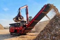 O nouă generație de tocătoare pentru deșeuri Hammel