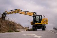 Noul excavator pe roți Cat M319 oferă performanțe ridicate într-un design compact