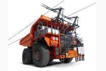 Hitachi și ABB dezvoltă în comun un camion rigid pe baterii, fără motor termic