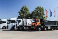 O nouă bornă atinsă de Cefin Trucks: 2.000 de vehicule Ford Trucks livrate în România