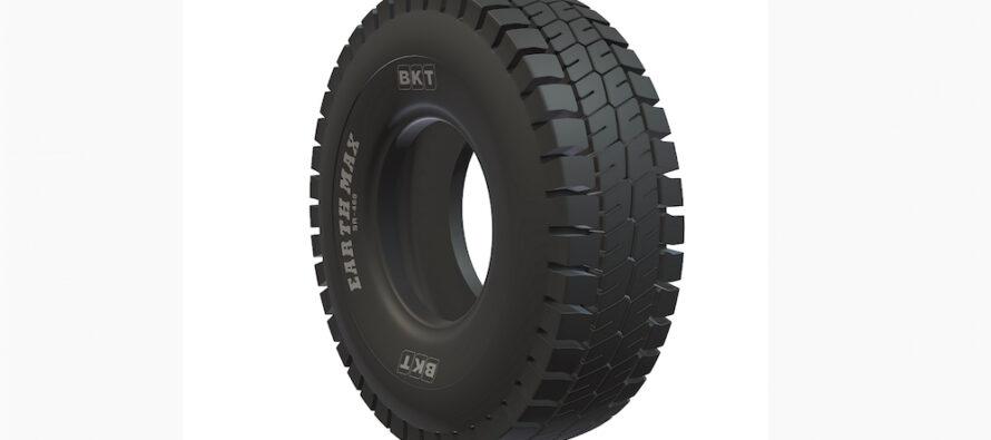 BKT furnizează 42 de anvelope Giant EARTHMAX SR 468 către mina SECL