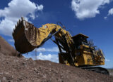 New Cat 6040 hydraulic mining shovel features engine configuration to meet Tier 4 Final and Stage V emissions standards
