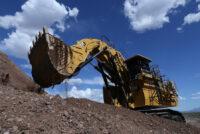 Noul excavator hidraulic minier Cat 6040 încorporează acum un motor Stage V/Tier 4 Final