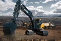 HX210AL este noul excavator pe șenile Hyundai din clasa de 22 t