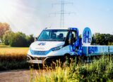 QUANTRON presented a fuel cell transporter as part of its hydrogen offensive