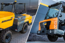 Bergmann prezintă un nou dumper electric, disponibil ca vehicul pentru construcții și uz municipal